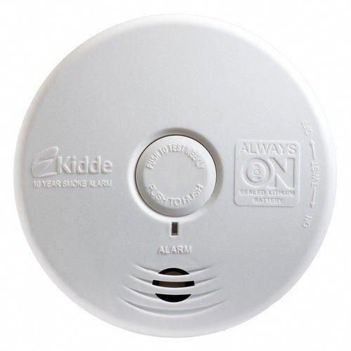 Kidde P3010l Worry Free Living Area Smoke Alarm Sealed Lithium Battery Power Smoke Alarms Alarm Carbon Monoxide Alarms