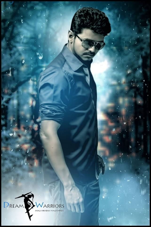 Vijay In Jilla Costume Styling Komalshahani Actor Photo Actors