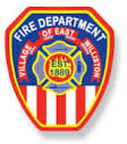 East Williston Fire Department Logo