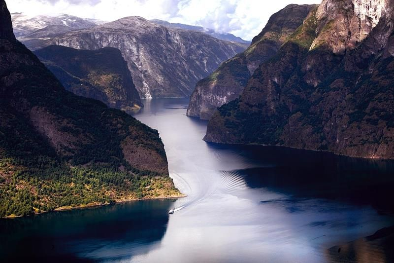 Sognefjorden | Sognefjorden i et nøtteskall Foto: Fjord Tours