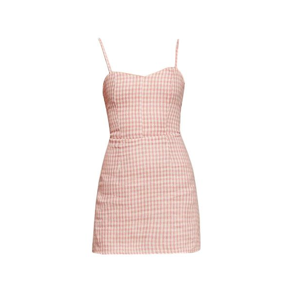 Tumblr Liked On Polyvore Featuring Dresses And Pink Pink Dress Casual Clueless Outfits Clothes
