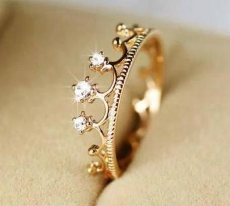 I would love this or something similar as a purity ring
