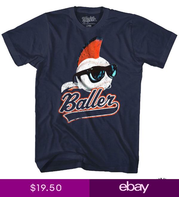 major league mohawk baller thing s t shirt
