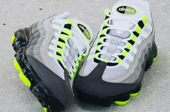 quality design 16f6b 4b944 Get Ready For The Nike Air VaporMax 95 OG Neon - Dr Wong - Emporium of  Tings. Web Magazine.