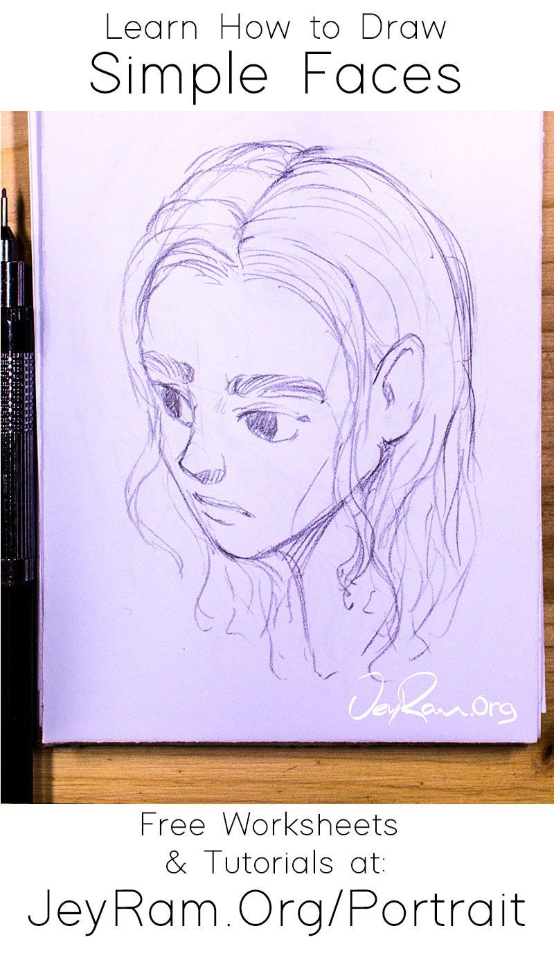 How To Draw Faces Tutorial Series In 2020 Drawing Tutorial Drawings Art
