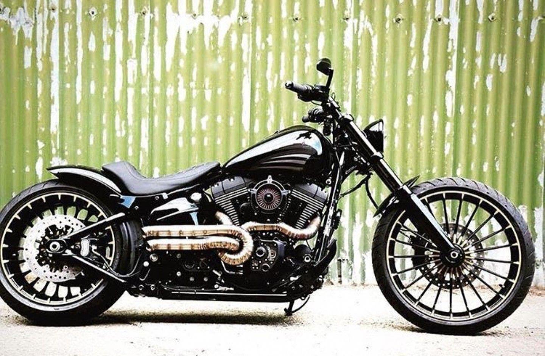 Harley Davidson Breakout Air Ride Harleydavidsonbreakout Harley