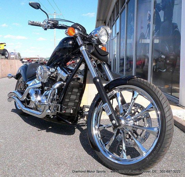 BillS Custom Honda Fury Diamond Motor Sports Gallery  New Trike