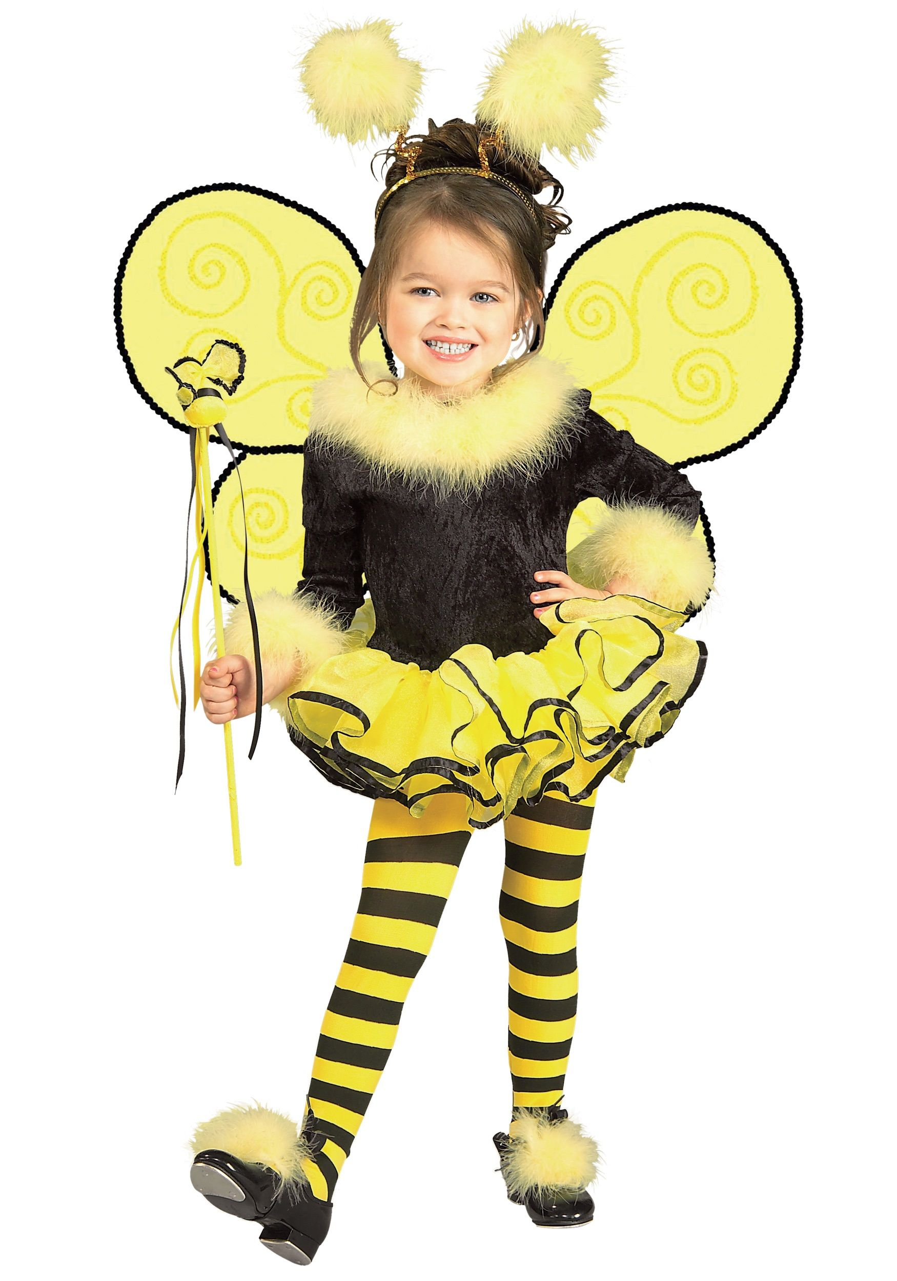 Toddler Bumble Bee Costume | Bumble bees, Costumes and Halloween ...