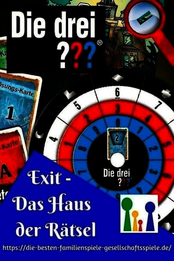 with the three question marks   family games Exit game  for beginners with the three question marks   family gamesExit game  for beginners with the three question marks...
