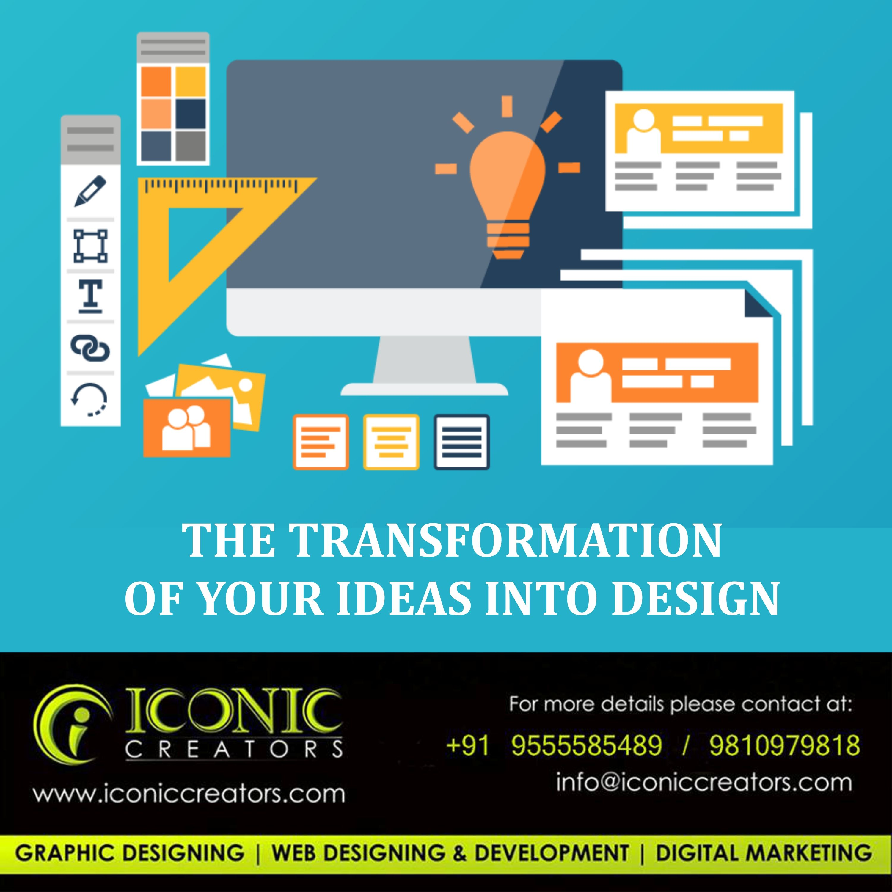 Iconic Creator, a graphic design company,We develop vector art ...