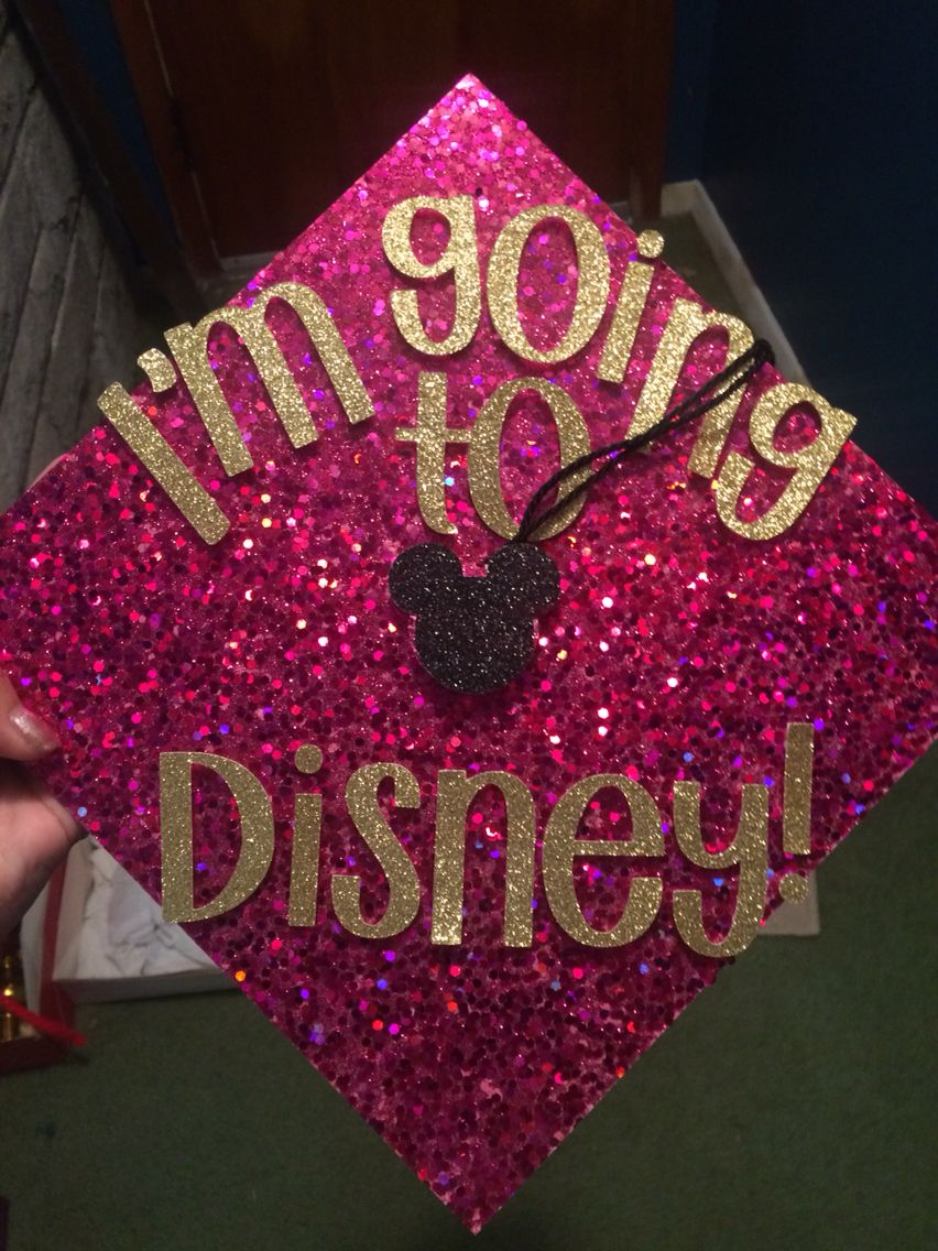 Pin By Melissa Myers On Graduation Caps With Images Graduation - Abimotto Disney