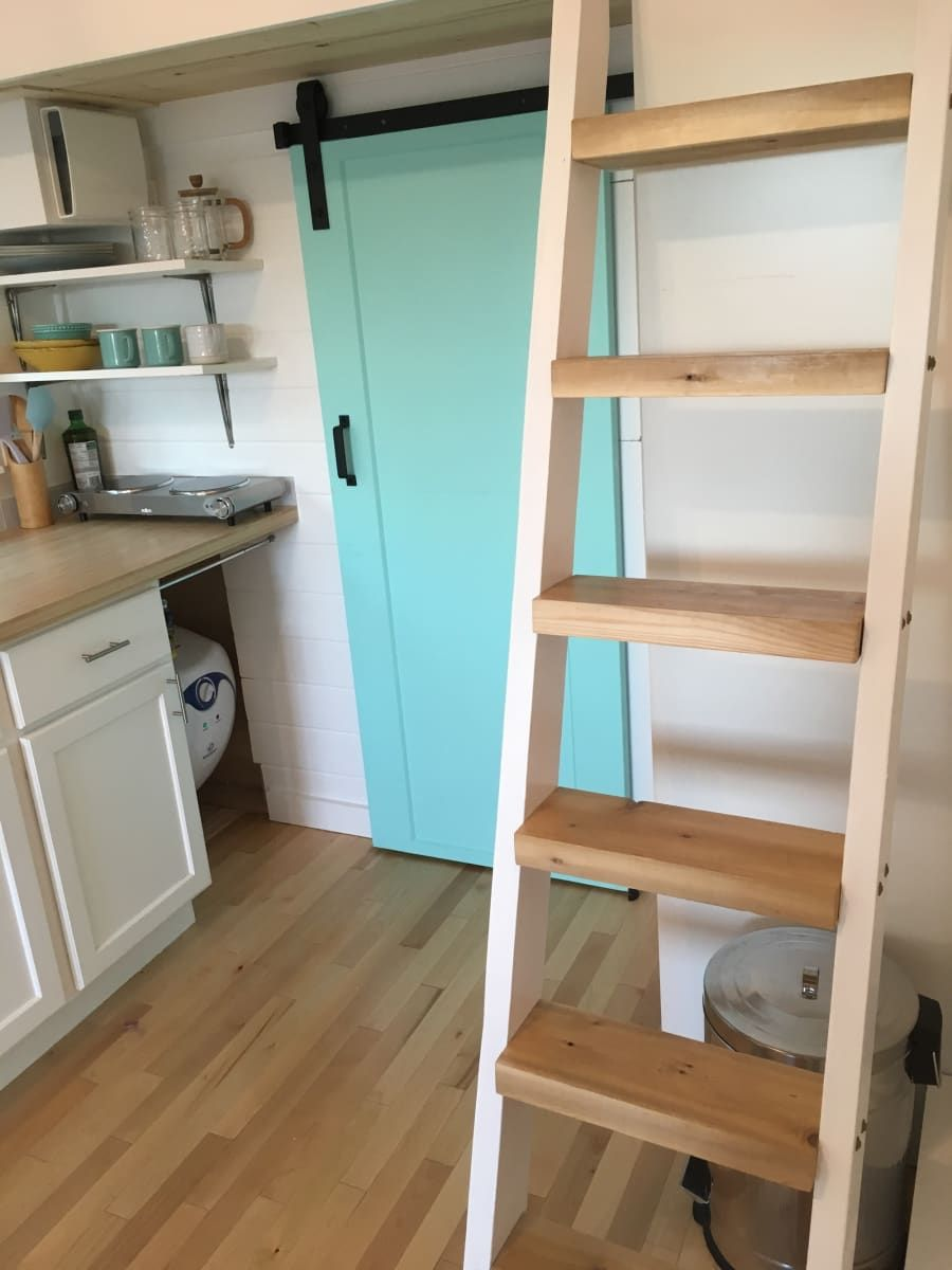 New 2020 Tiny Home On Wheels Light And Bright Tiny House For Sale In Fredericton New Brunswick Tiny House Listings Tiny Houses For Sale House On Wheels