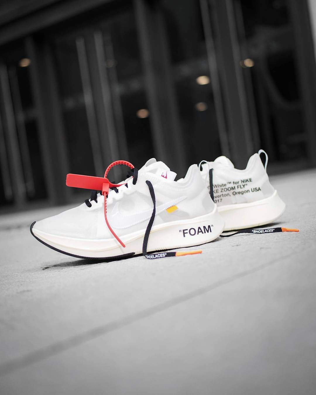 newest a22f9 a0f46 OFF WHITE x Nike Zoom Fly