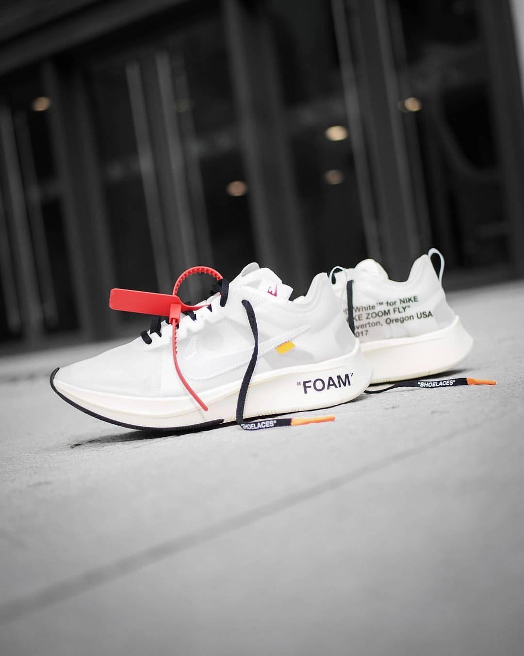 74a08bf38cbd OFF WHITE x Nike Zoom Fly