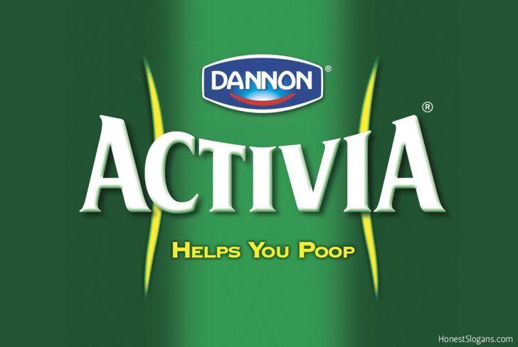 Activia Yogurt Is Magic Racist Ads Slogan Company Slogans