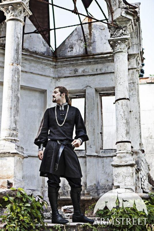 Mittelalter Tunika Edler Krieger Osteuropa Mittelalterliche Tunika Mittelalter Und Osteuropa