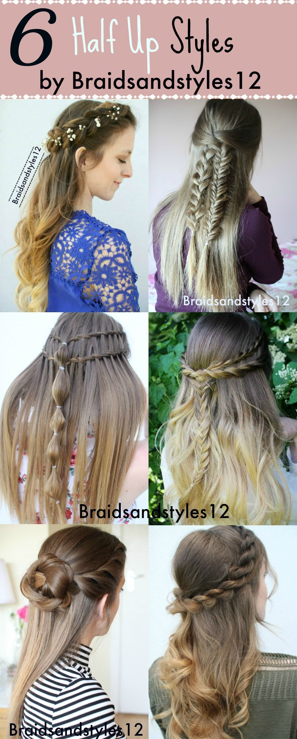 Braidsandstyles braid hairstyles and diy hair