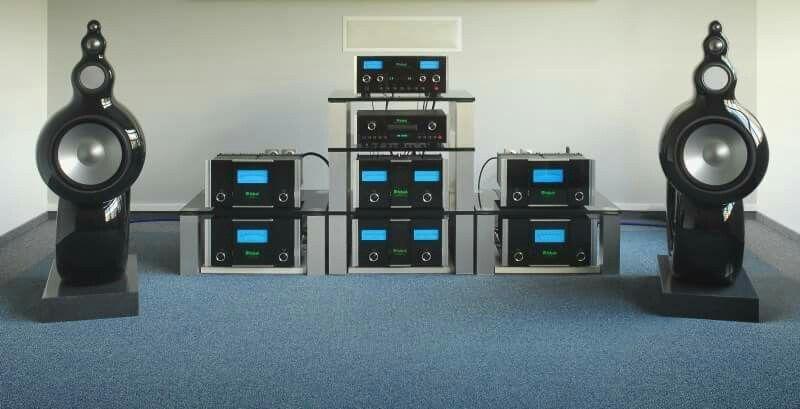 Electronic Sound System
