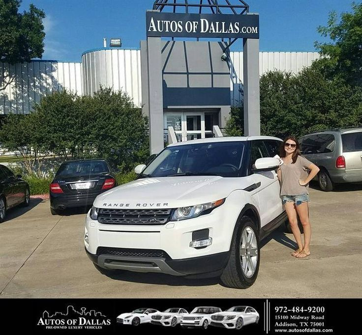 Nice Land Rover Congratulations Ann On Your Land Rover - Land rover repair dallas