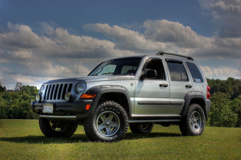2005 silver jeep liberty My Jeep Pinterest
