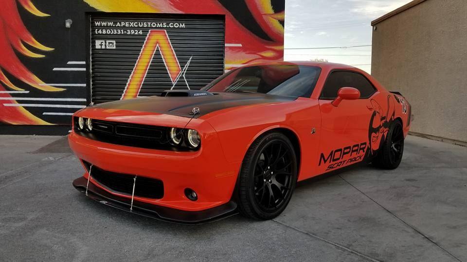 Dodge Challenger Fully Loaded 1 Kw Adjustable Springs 2 Apr
