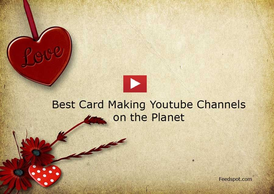 Card Making Youtube Channels List Is Ranked By Popularity Based On Total Channels Subscribers Video Views Vide Card Making Paper Crafts Diy And Crafts Sewing