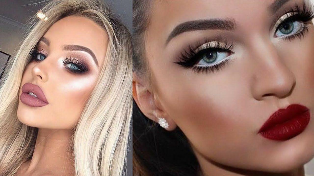 top makeup tutorial compilation part 8 beautiful top makeup tutorial compilation part 8 baditri Gallery