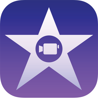 Image of iMovie icon Video editing apps, App, Editing apps