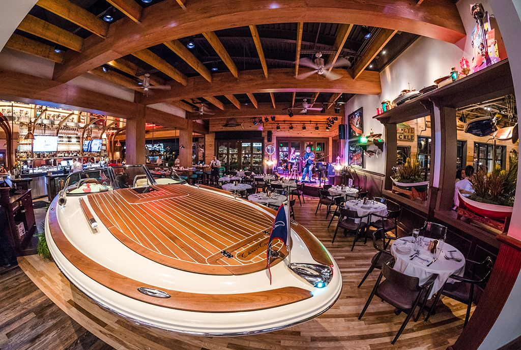 The Boathouse Review Restaurant Disneydisney