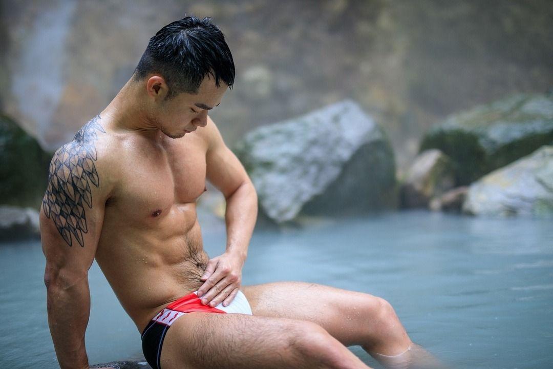 Arizonas Perfect Gay Nude Swimming Holes