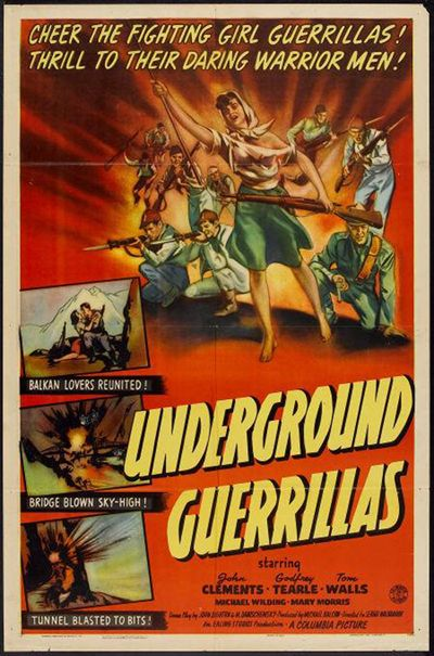Download Underground Guerrillas Full-Movie Free