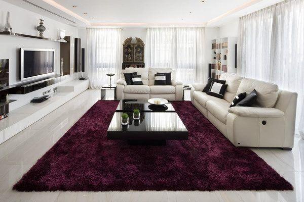 decoracion salones modernos alfombras morada 600x400jpg 600 - Decoracion De Salones Modernos