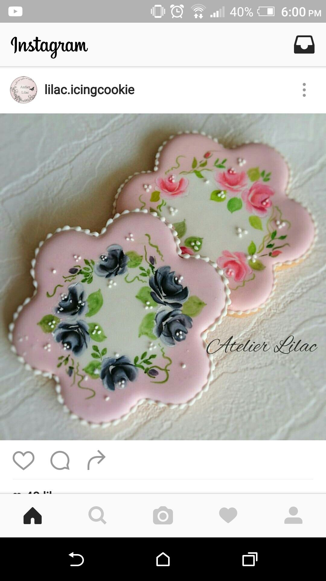 Pin by lacenlinen on Cookies | Elegant cookies, Fancy