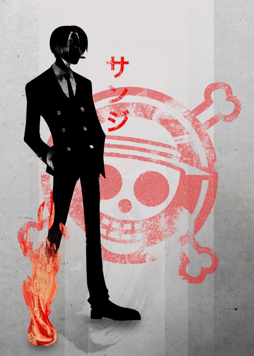 Crimson Black Leg  Metal Print Poster