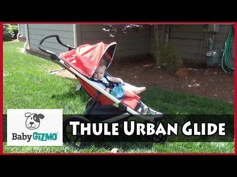 Thule Urban Glide Jogging Sport Stroller Review by Baby ...