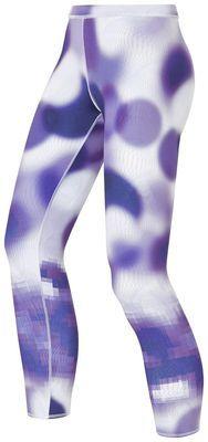 De EBE Insideout Tights Short Cut van Odlo is een running tight met vrolijke print.Het is mogelijk de broek binnenstebuiten te dragen