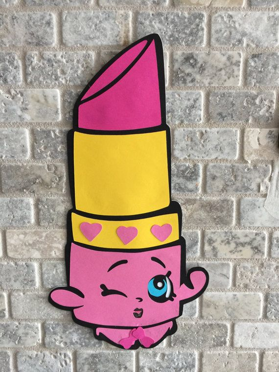 Shopkins Wall Decoration Birthday Party Decoration by xTinyLoopx ...