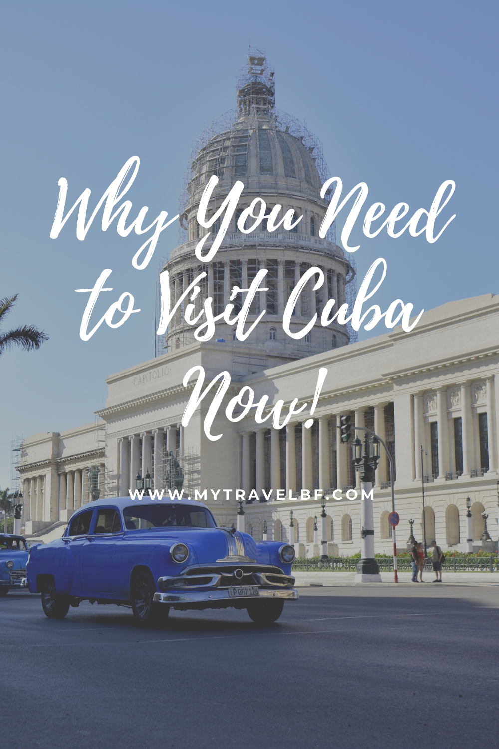 Learn why Cuba should be next on your list of palces to travel to! #cubatravel #havanatravel #bucketlisttravel #cuba