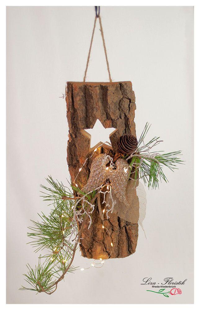 Weihnachtsdeko #rustikaleweihnachten