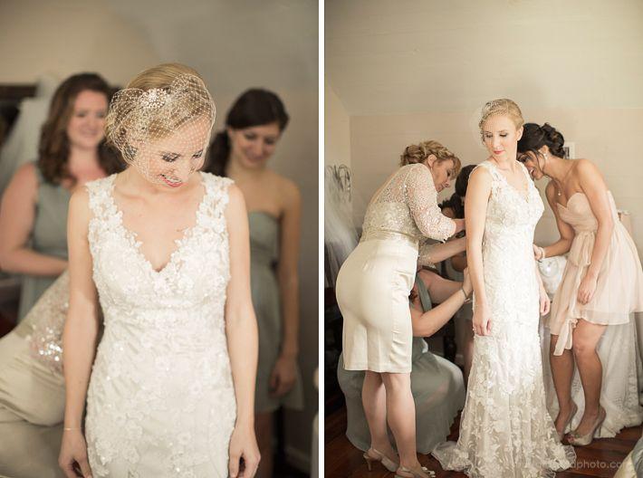 Liz + Dara [Wedding: Oak Tree Manor] » Mustard Seed Photography