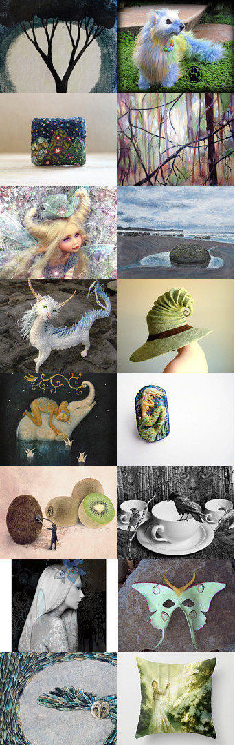 Another World by Anita T. on Etsy--Pinned with TreasuryPin.com