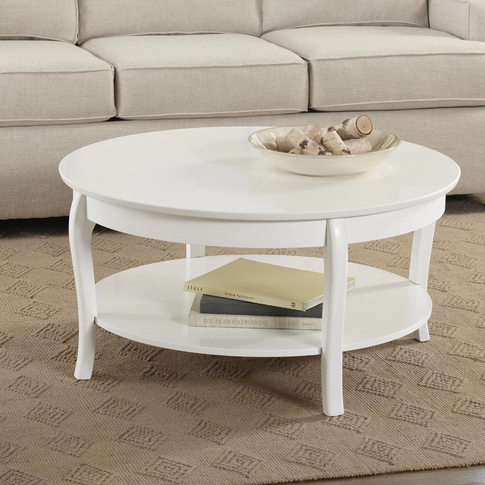 Orkney Contemporary 2 Piece Coffee Table Set Round Coffee Table Sets Nesting Coffee Tables Coffee Table Wood [ 800 x 1269 Pixel ]