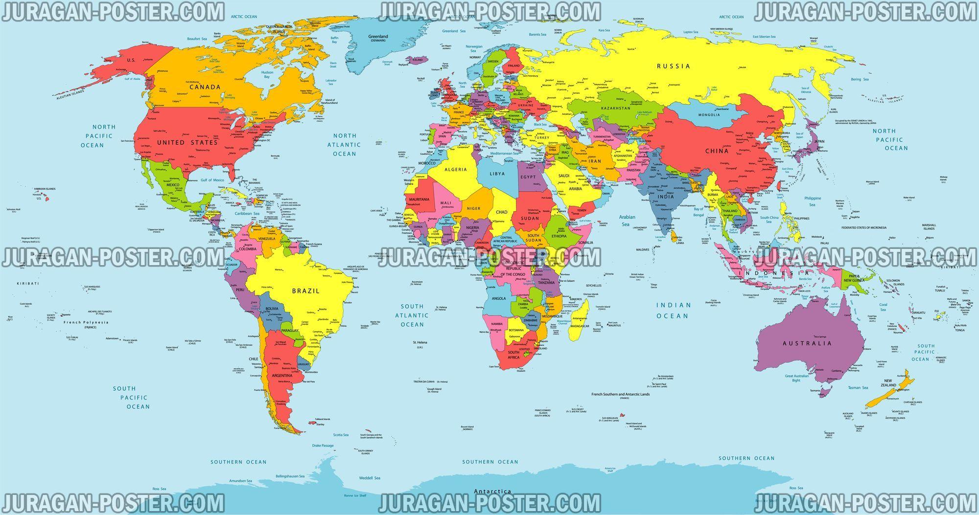 Peta Dunia Lengkap Pdf