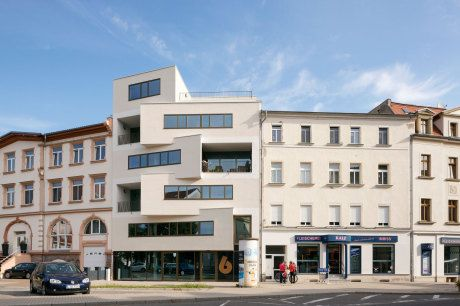 Architekten In Leipzig blässe laser architekten bla leipzig architekten baunetz
