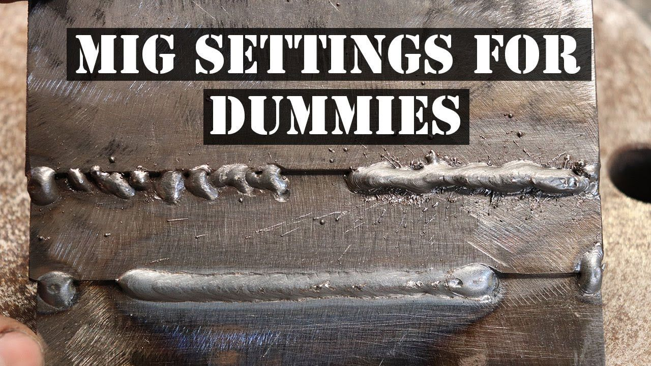 How To Mig Weld For Beginners Welding For Beginners Welding Table Welding Projects