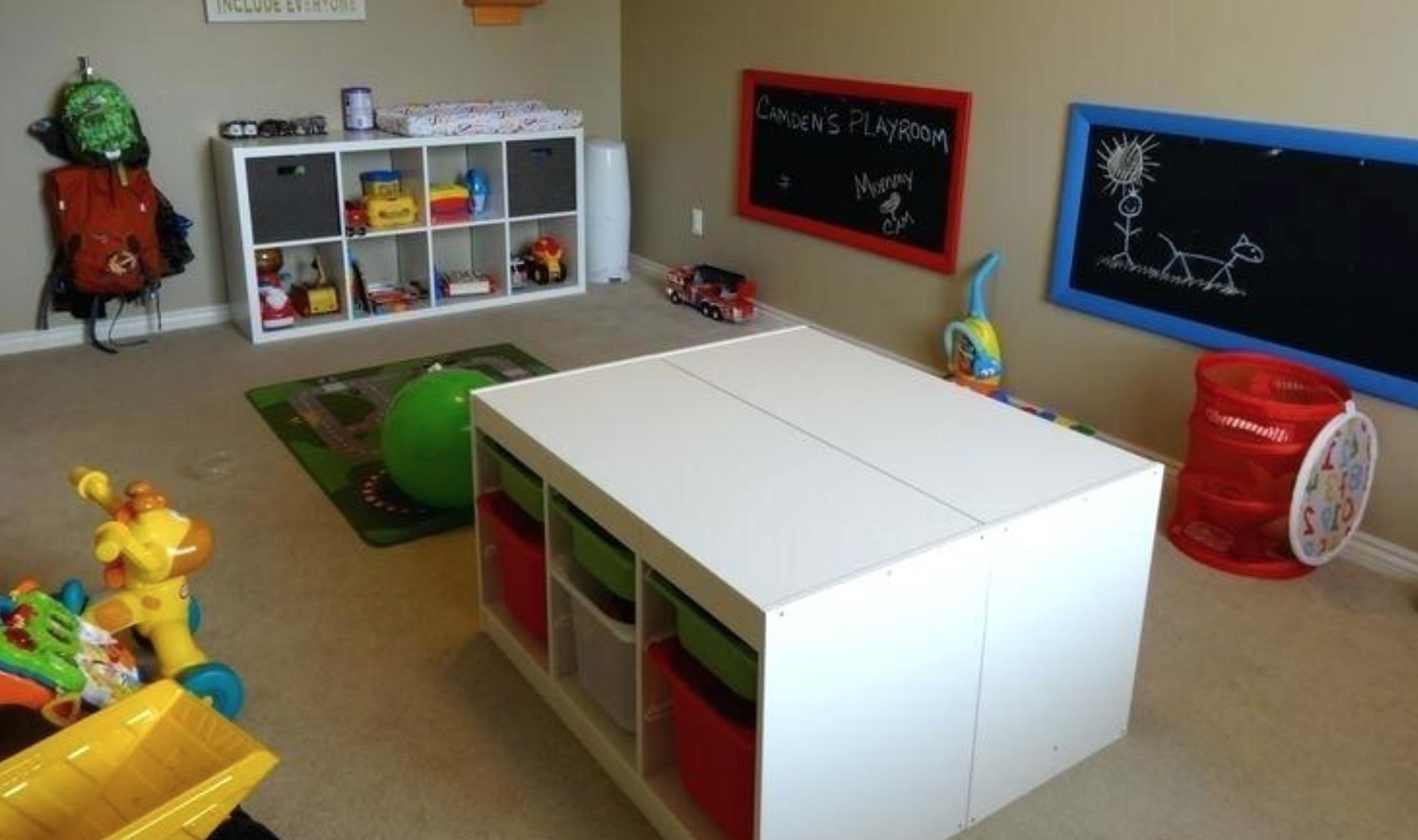 Lego Toy Storage Ikea Trofast Playroom Ideas Ideas Ikea
