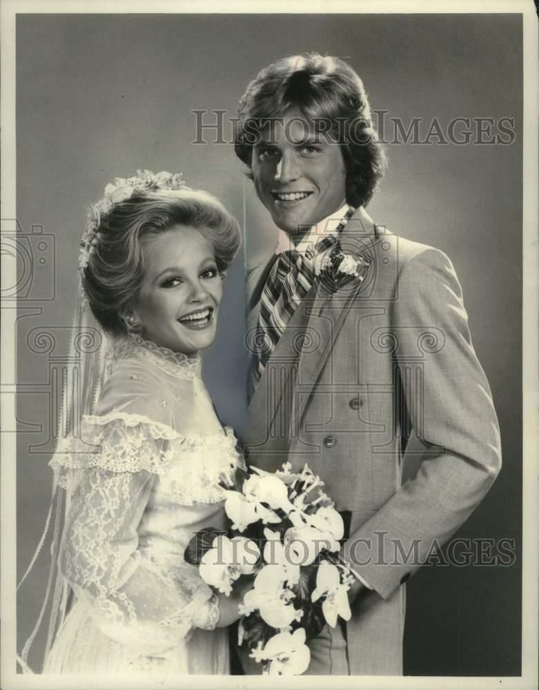 EBay #Sponsored 1983 Press Photo Charlene Tilton And Leigh