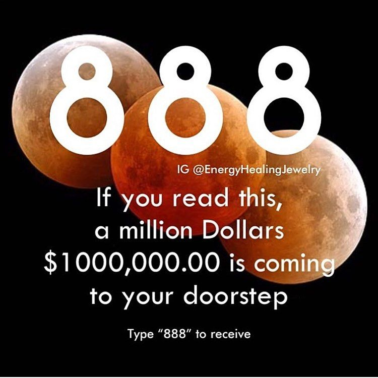 Type 888 To Receive Lawofattraction Lawofattractionnumber