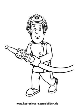 Ausmalbild Feuerwehrmann Sam Ausmalbilder Feuerwehrmann Sam Feuerwehrmann Sam Geburtstag Feuerwehrmann Sam