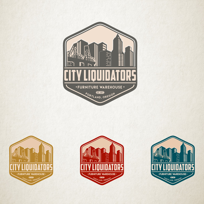 Design A City Inspired Logo For City Liquidators By Kush Ioek